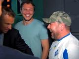 Актер студии Зеленского «Квартал 95» пришел на вечеринку «Шахтера» в футболке «Динамо» (ФОТО)
