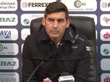 Паулу Фонсека: «Мне больше нравится чемпионат из 16-ти команд»