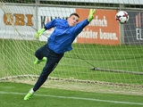 «Реал Сосьедад» предложил «Заре» за Лунина 2,5 млн евро