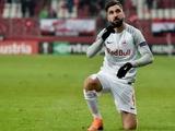 Даббура, которым интересовалось «Динамо», подписала «Севилья»
