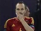 Иньеста — лучший игрок финала Евро-2012