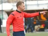 Матч за Суперкубок Украины обслужит один из самых «любимых» арбитров «Динамо»