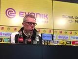 Петер Штёгер: «Я очень позитивно оцениваю работу Ярмоленко на тренировках»