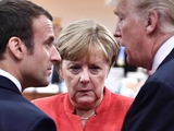 Внешняя политика, украшенная нарциссами.