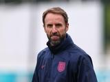 Наставник сборной Англии Гарет Саутгейт — о матче против сборной Украины