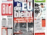Bild: если Британия останется в ЕС, мы признаем гол Джефри Хёрста в финале ЧМ-1966 «чистым»