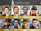 Онлайн-турнир Lindores Abbey Rapid Challenge