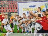 Чехия впервые в истории стала чемпионом Европы, выиграв киевский финал