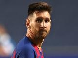 Месси сообщил Куману о желании покинуть «Барселону»