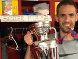 Марко Девич стал обладателем Кубка Лихтенштейна