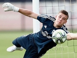 Андрей Лунин будет играть в «Реале» под тринадцатым номером