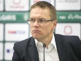 Тренер «Лудогорца» Дамбраускас: «К «Динамо» мы специально не готовимся»