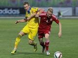 Товарищеский матч. Сборная Украины (U-21) — Сборная Дании (U-21) — 0:0
