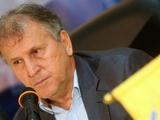 Зико подал заявку на выдвижение в президенты ФИФА