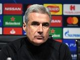 Луиш Каштру: «Тайсон не прилетел на матч с «Манчестер Сити» из-за травмы»