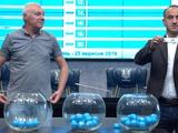 Результаты жеребьевки третьего раунда Кубка Украины-2019/2020