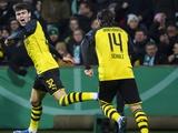 ВИДЕО: Феноменальный гол 17-летнего хавбека «Боруссии» в Кубке Германии