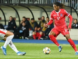 Жерсон Родригес провел полный матч за Люксембург