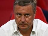 Александр Хацкевич: «Я не представляю, о чем вы говорите»
