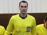 Стал известен арбитр полуфинального матча Кубка Украины «Агробизнес» — «Динамо»