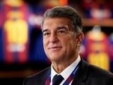 Президент «Барселоны»: «Мне снятся сладкие сны, когда я думаю о Месси»
