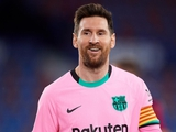 Месси согласился продлить соглашение с «Барселоной»