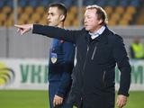 Владимир Шаран: «Сравнения с «Динамо» мне не нравятся...»
