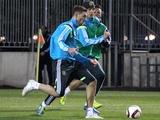 ФОТОрепортаж: открытая тренировка сборной Украины (15 фото)
