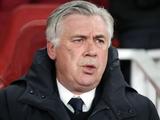 Карло Анчелотти: «Бавария» сыграла нетак, как хотела»