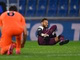 Неймар не сыграет в ответном матче против «Барселоны»