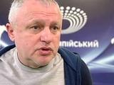 Игорь Суркис — о продолжении карьеры Гармаша