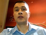 Роберто Моралес: «Поставлю на сборную Украины, но не потому, что считаю Саудовскую Аравию слабее»