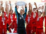 «Бавария» в 31-й раз стала чемпионом Германии