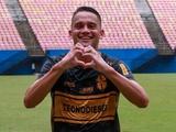 ВИДЕО: Феноменальный гол со своей половины поля в Бразилии