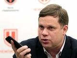 Владислав Радимов: «В матче Россия — Украина, кроме штрафного, у Шевченко ни одного момента не было»