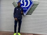 «Динамо» подписало нигерийского защитника (ФОТО)