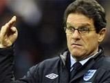 Капелло не будет ограничивать свободу игроков сборной Англии во время Евро-2012