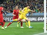Сборная Украины вышла на Евро-2020! Украина — Португалия — 2:1. Обзор матча, статистика