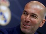 Зидан прокомментировал слухи о возможном увольнении и возвращении в «Реал»  Моуринью