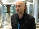 Врач сборной Украины — о ситуации с коронавирусом: «Команда продолжает тренироваться и готовиться к матчу в штатном режиме»