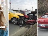 Ирина Морозюк попала в аварию (ФОТО)