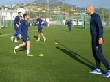 Виталий Кулыба: «Необходимо постепенно подвести игроков к нужному физическому состоянию»