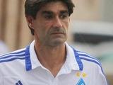 Висенте Гомес вернулся в «Динамо»