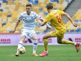 Статистические итоги чемпионата Украины сезона-2020/2021 для игроков «Динамо»
