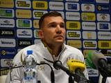 Андрей Шевченко: «Решение о вызове Мораеса в сборную приму сегодня вечером»
