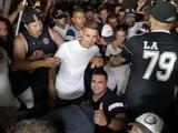 Гонсалеса в Асунсьоне встретили тысячи болельщиков (ФОТО, ВИДЕО)