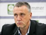 Генеральный менеджер брестского «Динамо»: «Марадона хочет жить в Бресте, рядом с командой»
