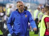 Александр Головко: «Эту команду рано называть молодежной сборной Украины»