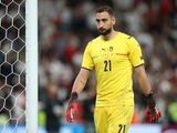 Доннарумма — лучший игрок Евро-2020
