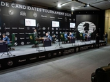 ФИДЕ переносит Турнир претендентов